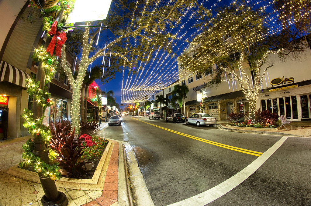 Clematis Street West Palm Beach