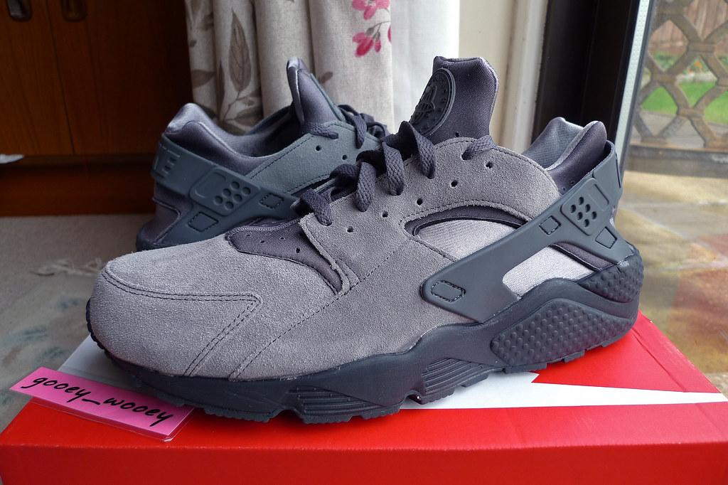 all grey huaraches