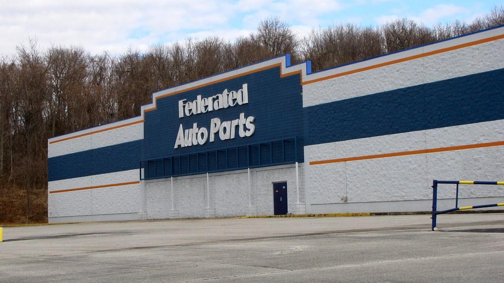 Federated Auto Parts >> Federated Auto Parts building, former Lowe's Home Improvem…   Flickr