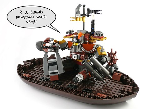 70810 MetalBeard's Sea Cow 301