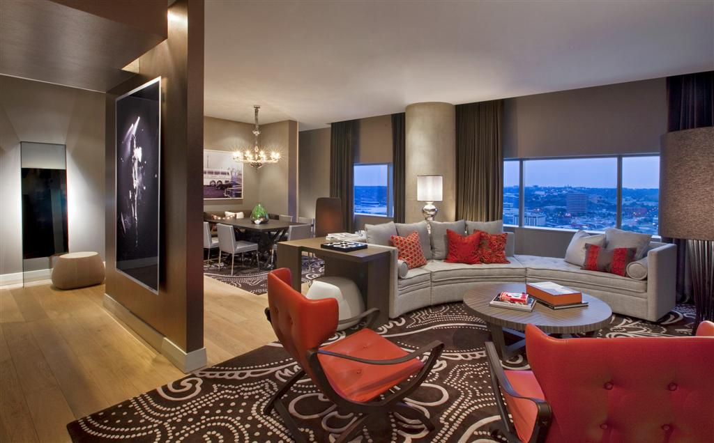 W austin hotel e wow living room e wow living room guest for Living room w