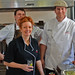 Chef Brian Piercey, Chef Andrea Maunder, Chef Mike Barsky