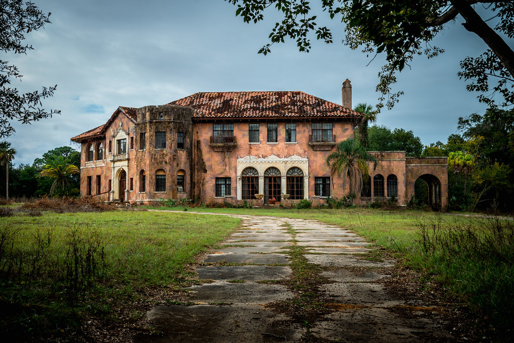 Howey Mansion Once The Mansion Of The 1920 S Citrus