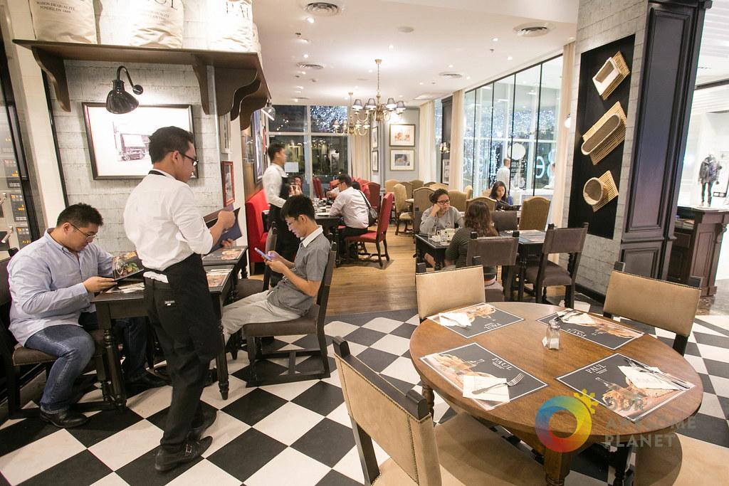 paul boulangerie patisserie restaurant salon de the our