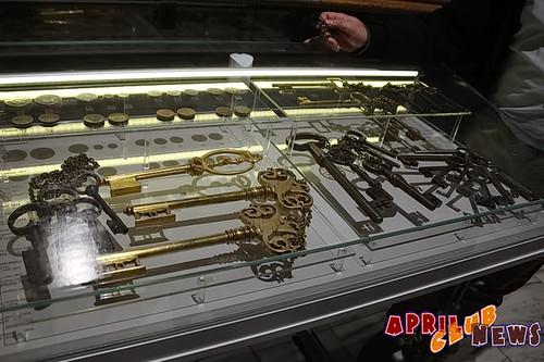 Ключи от взятых русской армией европейских городов