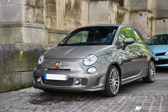 fiat abarth 595 turismo flickr photo sharing. Black Bedroom Furniture Sets. Home Design Ideas