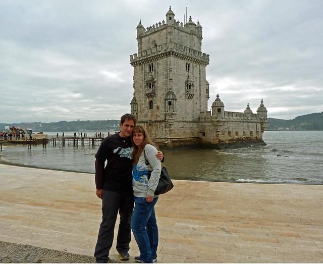 Sele y Rebe en Lisboa, una de las ciudades más románticas del mundo