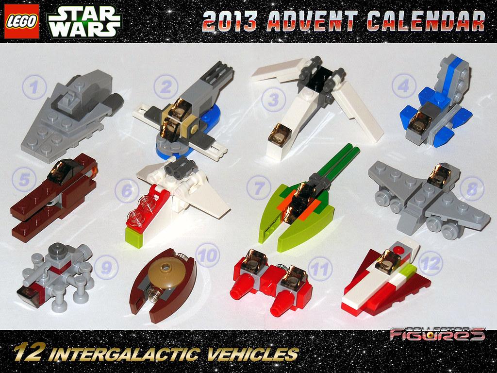 lego star wars 75023   2013 advent calendar vehicles colle