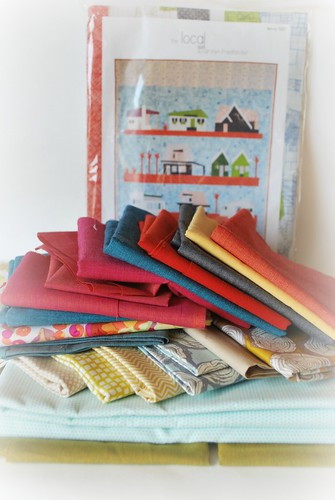 The Local Quilt - Supplies