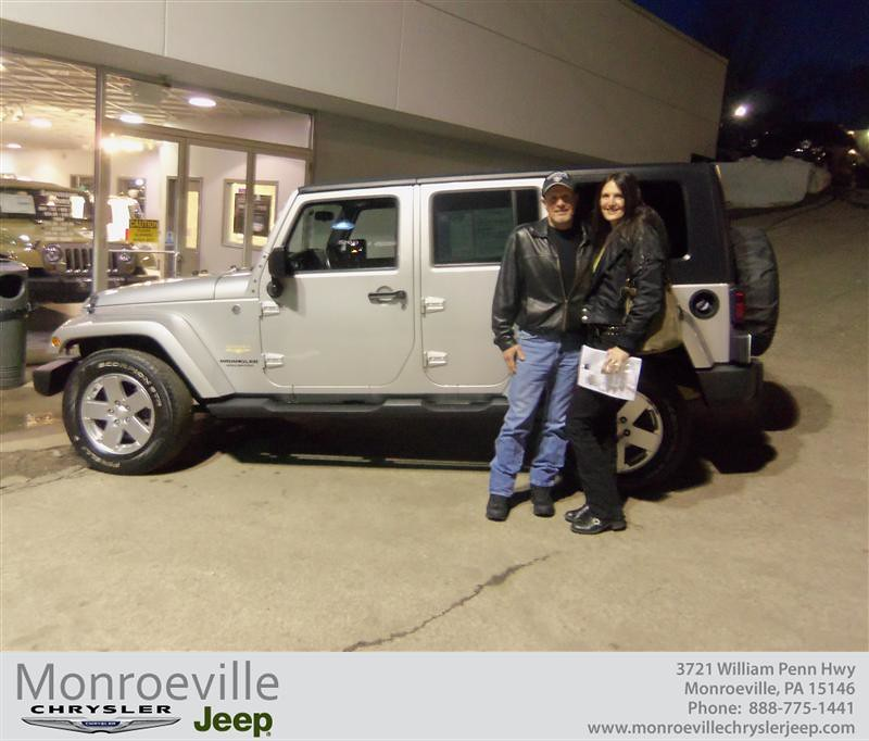 happy anniversary to james gerard on your 2007 jeep wran flickr. Cars Review. Best American Auto & Cars Review
