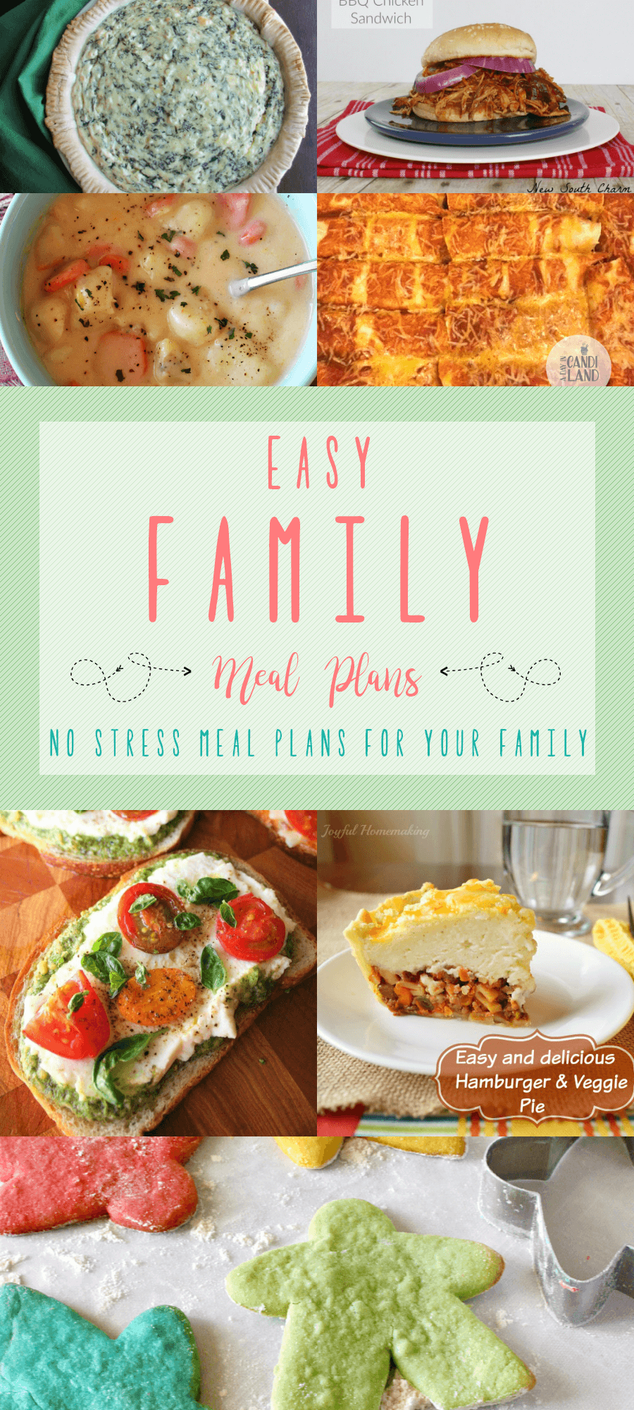 Easy Family Meal Plan