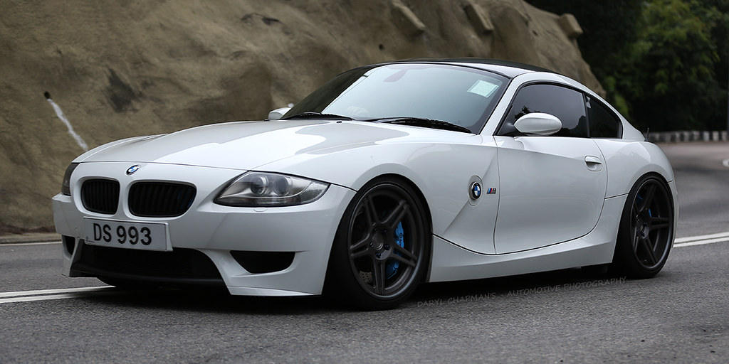 Bmw Z4m Coupe Shek O Hong Kong Not A Big Fan Of The