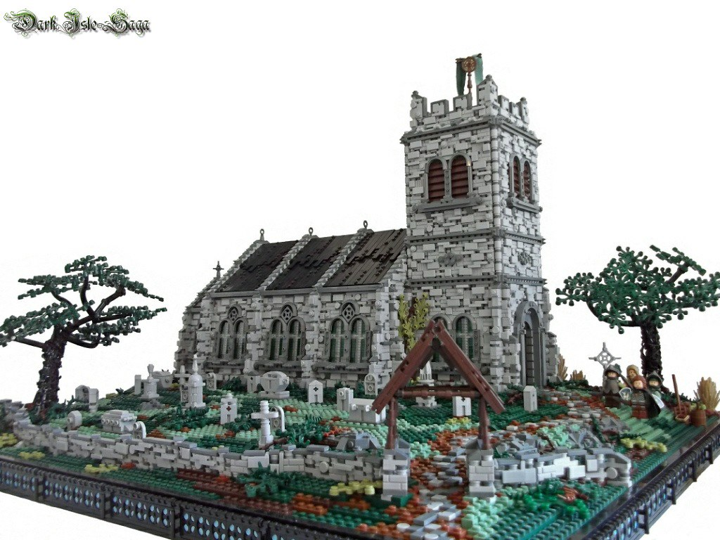How To Build Castle With Legos
