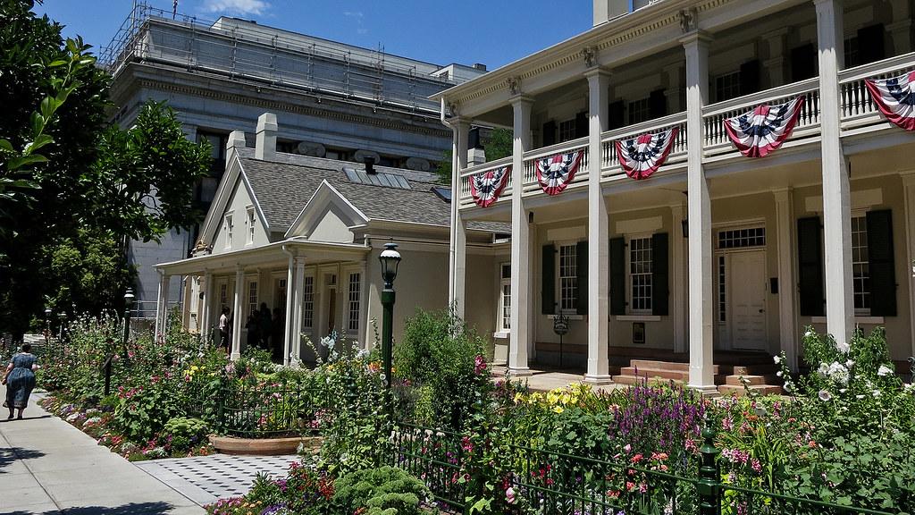Beehive House Salt Lake City