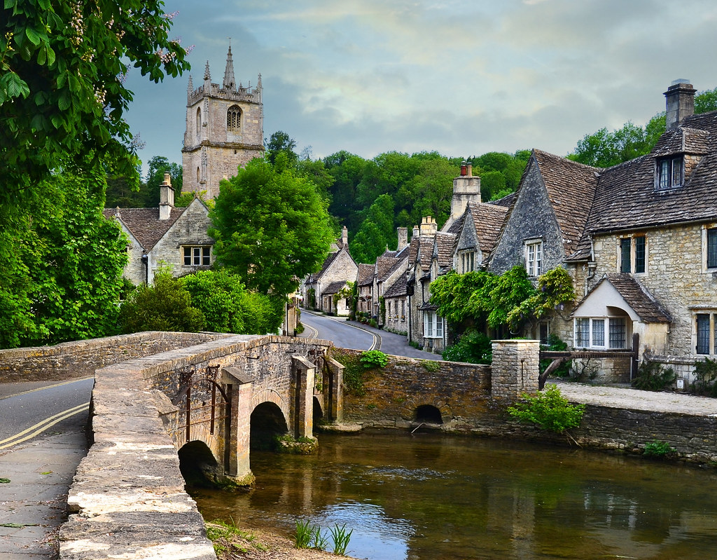Castle Combe   Castle Combe is a small village in ...