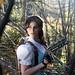 Steampunk Lara Croft