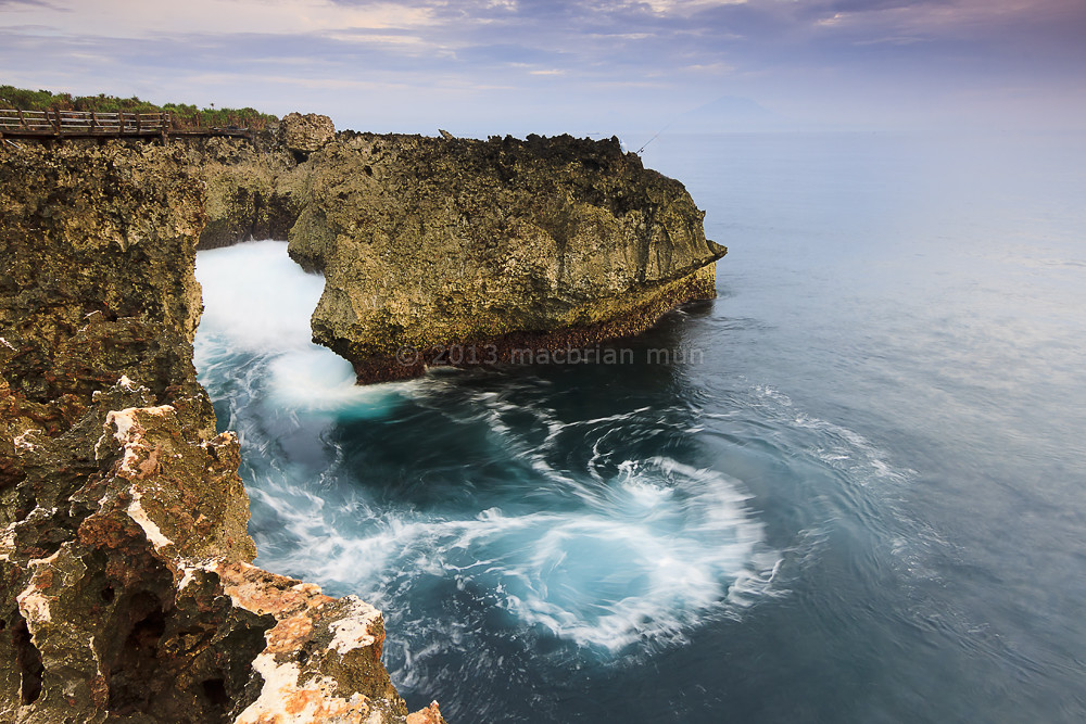 Coastal landscape at Water Blow, Bali, Indonesia   View my o…   Flickr