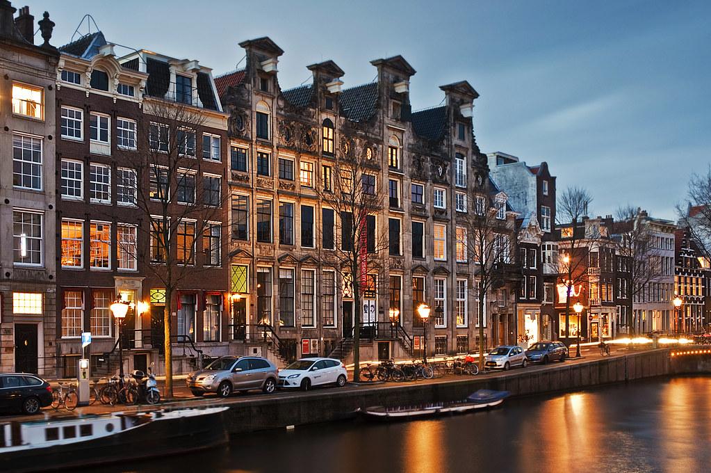 Amsterdam herengracht de cromhouthuizen visit my for Herengracht amsterdam