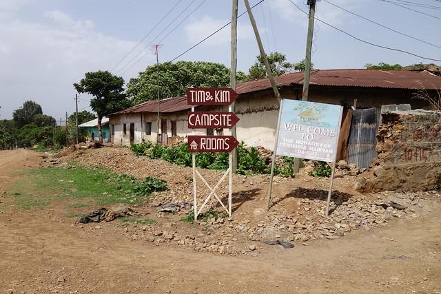 Tim & Kim Village, Lago Tana, Etiópia