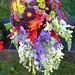 Orange Cascade Bouquet