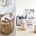 diy inspiration tree stump coffee tables a pair and a spare