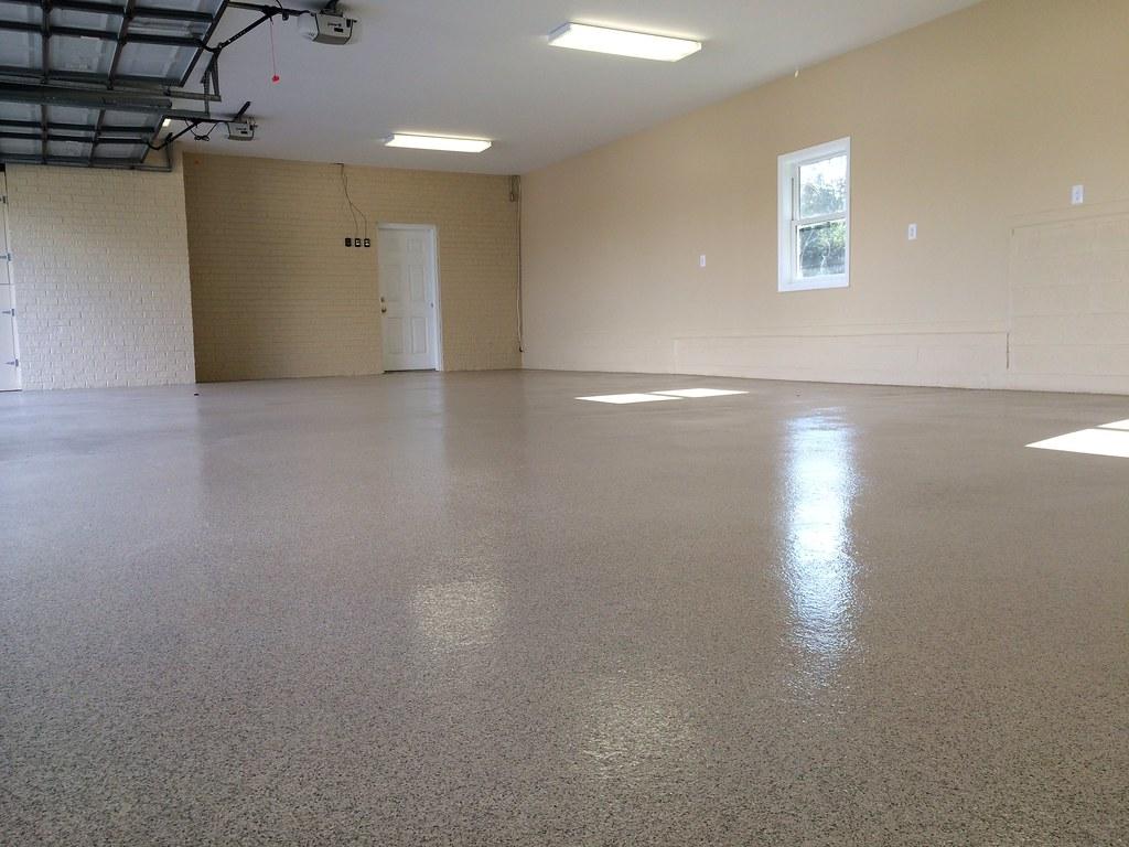 Epoxy Garage Floor Paint Touch Up