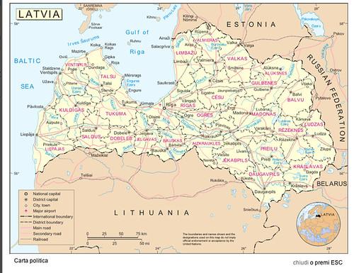 Latvija 7-10 feb 2014