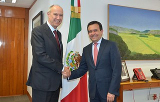 WIPO Director General Francis Gurry Visits Mexico | by WIPO | OMPI