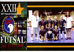 u10 girls champions nationals 2007