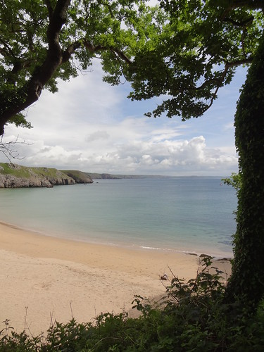 Pembroke Coast Path: Stackpole Loop - Barafundle Bay