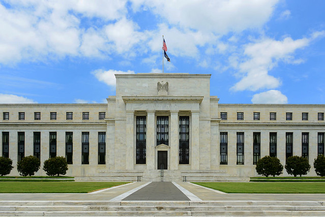 Federal Reserve lawn Future of Monetary Policy white papers