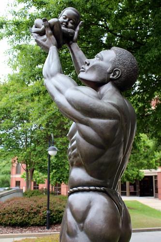 Behold Monument, Atlanta, GA