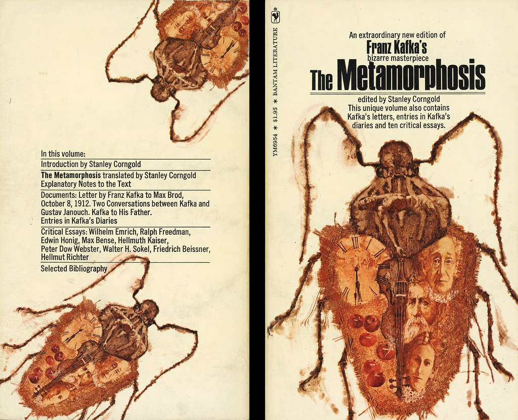 an analysis of metamorphosis a story by franz kafka The metamorphosis is said to be one of franz kafka's best the story is of a throughout the metamorphosis, kafka uses gregor to make constant reference to.