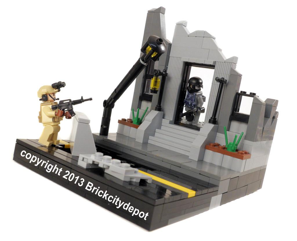 Lego Building Modern