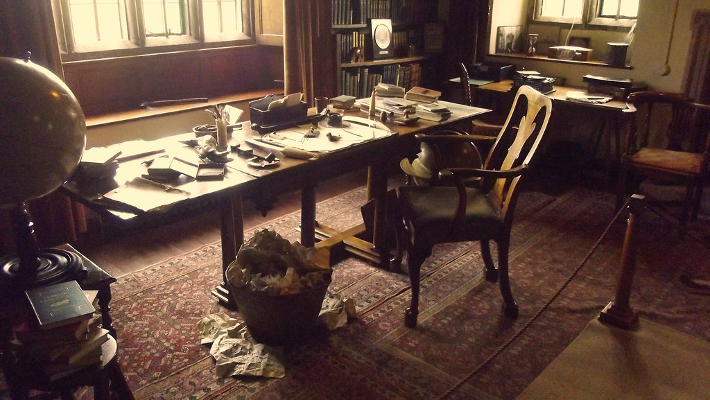 Rudyard Kipling S Study At Bateman S Not Many Successful