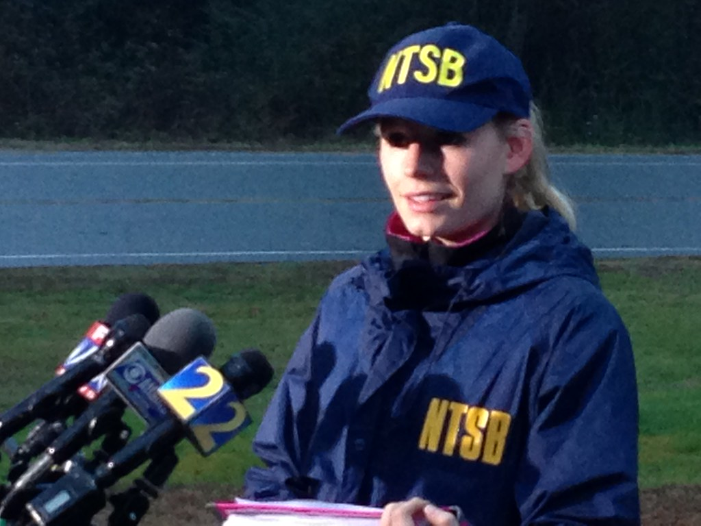 NTSB Media Briefing on the Crash of a Piper PA 46