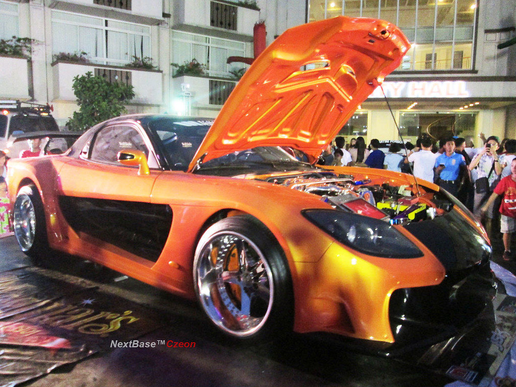 Mazda 3 Forum >> Han's Mazda RX7 TokyoDrift Veilside | Shot Location: 1st Val… | Flickr