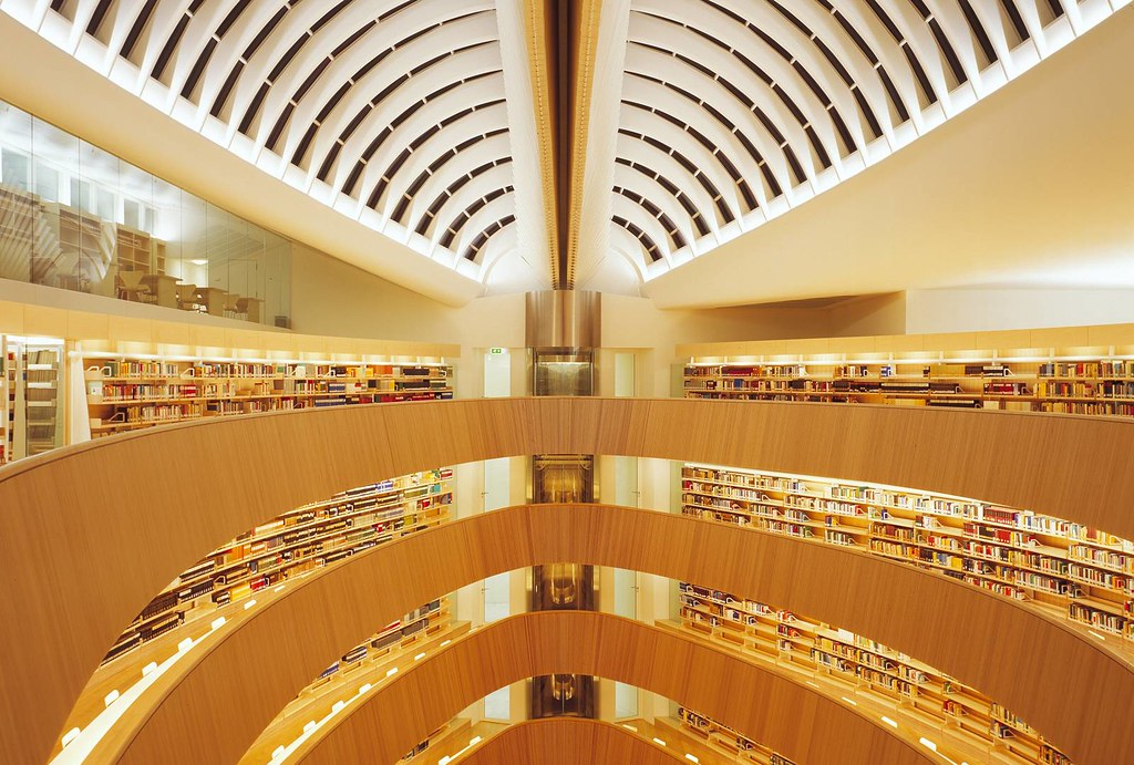 Library Designs For Home Images