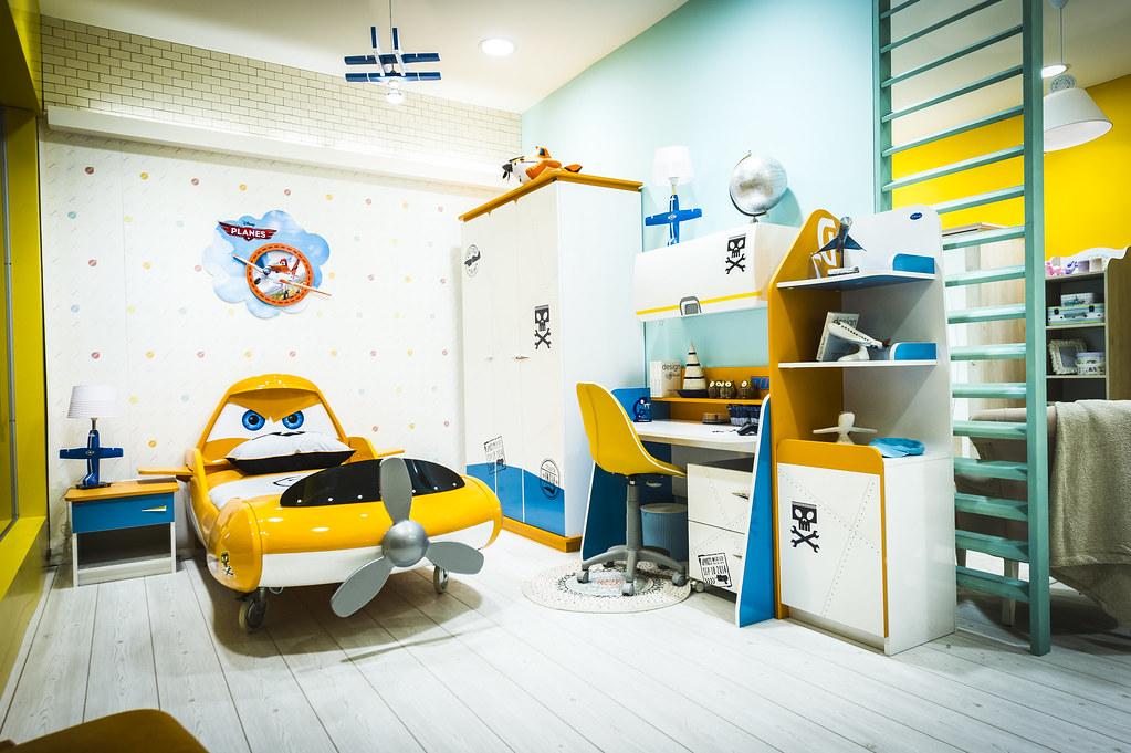 02 salone internazionale del mobile photo by ar 013 flickr - Habitaciones infantiles tematicas ...