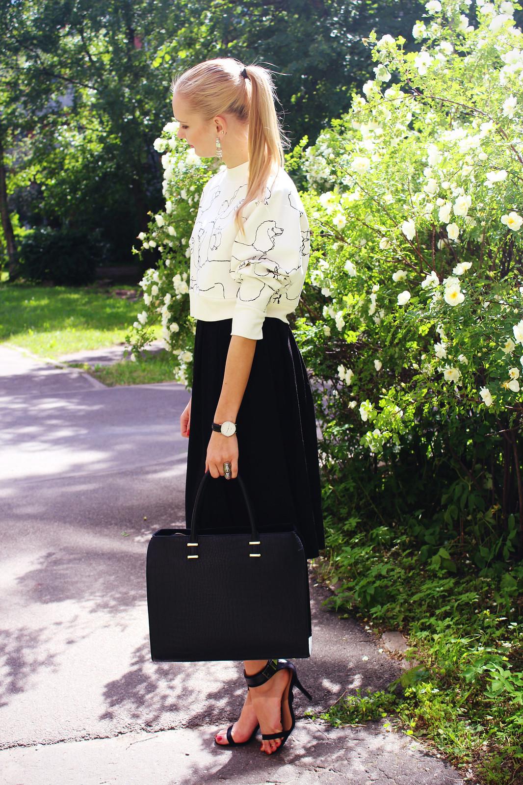 midi-length-skirt