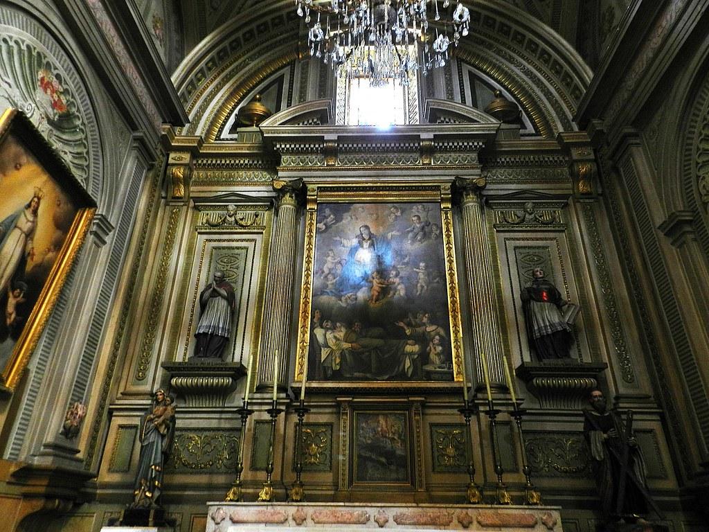 Capilla del Sagrado Corazón de María