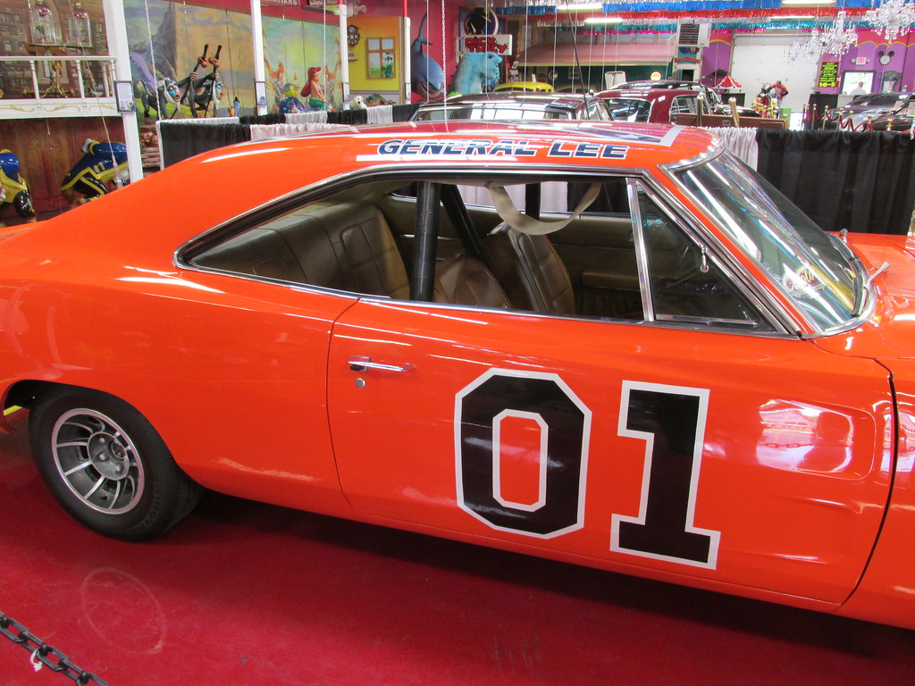 The Dukes Of Hazzard Tv Show Quot General Lee 1969 Dodge Charg