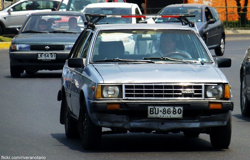 Nissan Sunny 1989 1.5 - Santiago, Chile