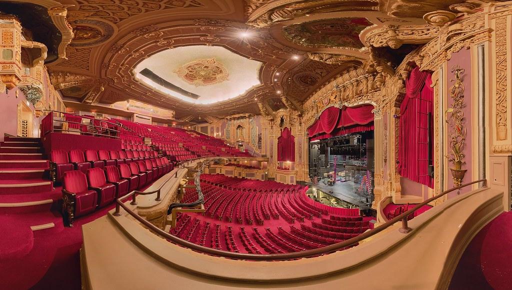 Oriental Theatre Chicago Il Christian Dionne Flickr