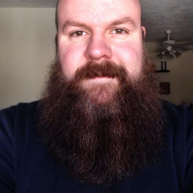 Bearded Nixon: Good Beard Day