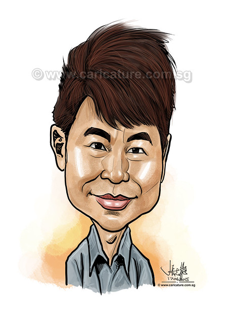 guy digital caricature 17062015 (watermarked)