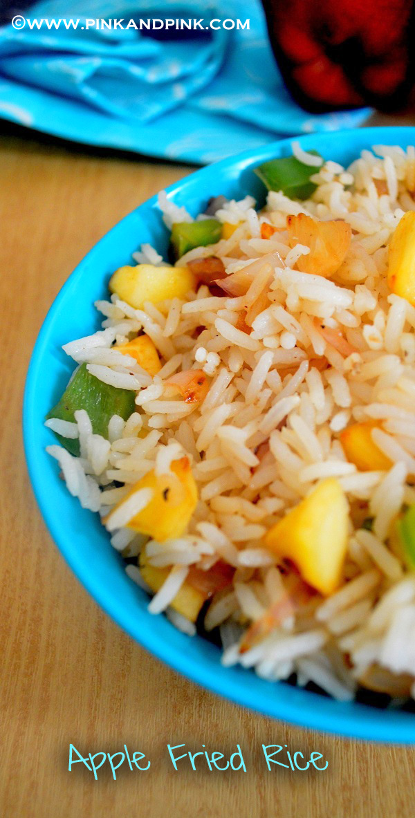Apple Rice