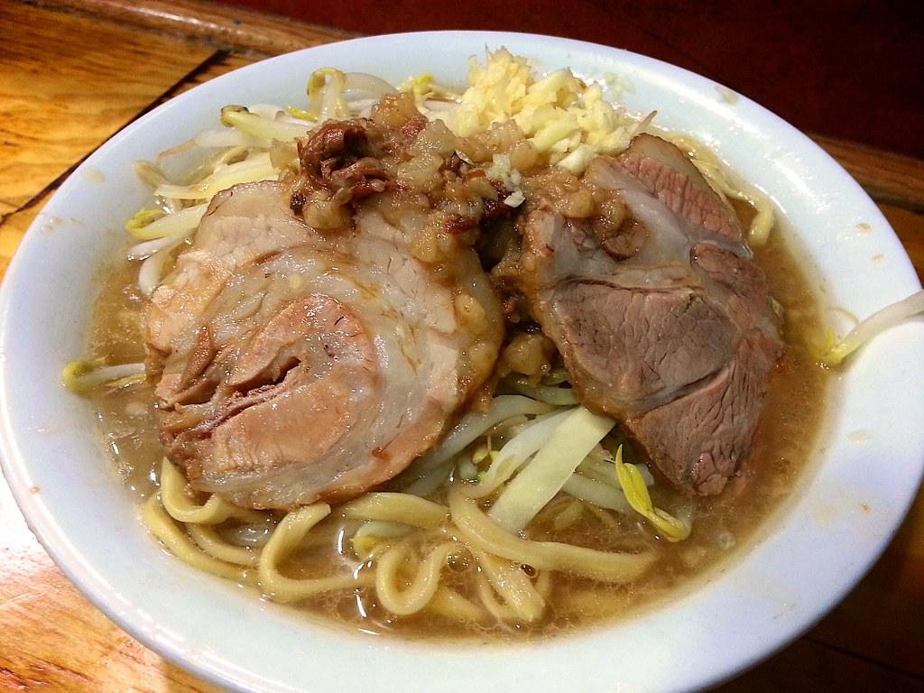 Ramen Restaurant Kitchen