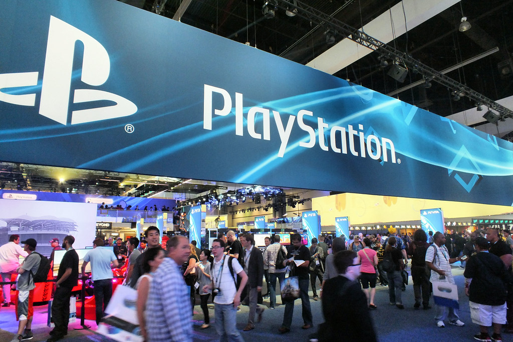 2013 E3 - Sony Playsta... Sony Playstation 4