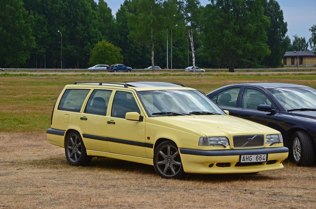 Volvo 855 T5-R (T-Gul) | Robert | Flickr